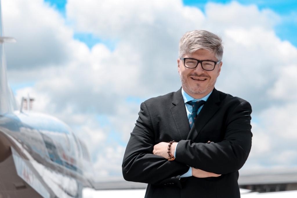 EL FUTURO QUE TENDREMOS SERÁ EL QUE CONSTRUYAMOS ENTRE TODOS, EN UN PACTO POR LA AVIACIÓN Y SU PAPEL FUNDAMENTAL EN EL ENTORNO GLOBAL – Juan Carlos Salazar, Director General de la Aeronáutica Civil de Colombia