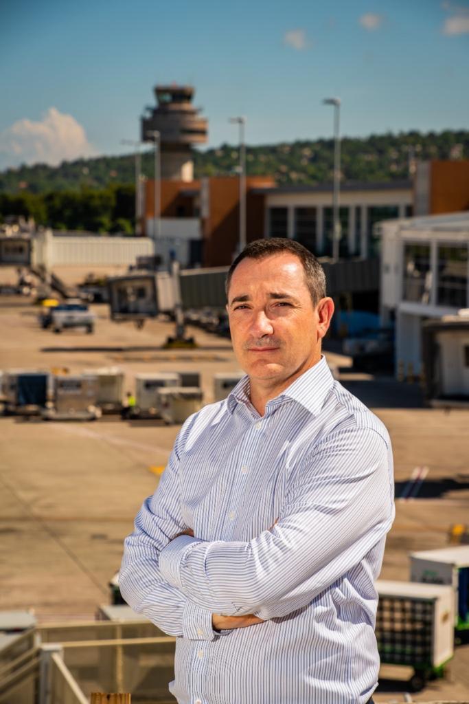 """Rafael Echevarne, Director General ACI-LAC:  """"Este primer semestre, en América Latina y el Caribe, la aviación comercial ha perdido 170 millones de pasajeros y 2 mil millones de dólares"""""""