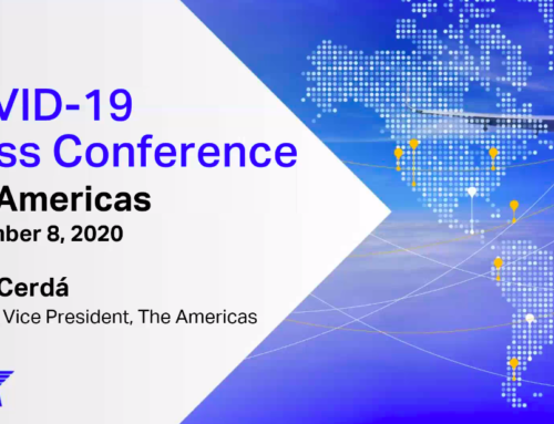 IATA Media Conference Call / Convocatoria de Prensa Virtual 8SEP20