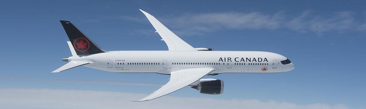 Air Canada gana los seis principales premios de FXExpress Publications, Inc. para viajes de ocio, familiares y del milenio