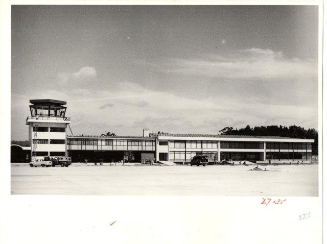 Aeropuerto Chacalluta de Arica (Chile) cumple 63 años de servicio