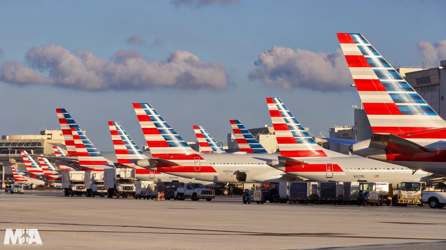 American Airlines anuncia nuevos destinos en el Caribe desde el aeropuerto internacional de Miami (MIA)