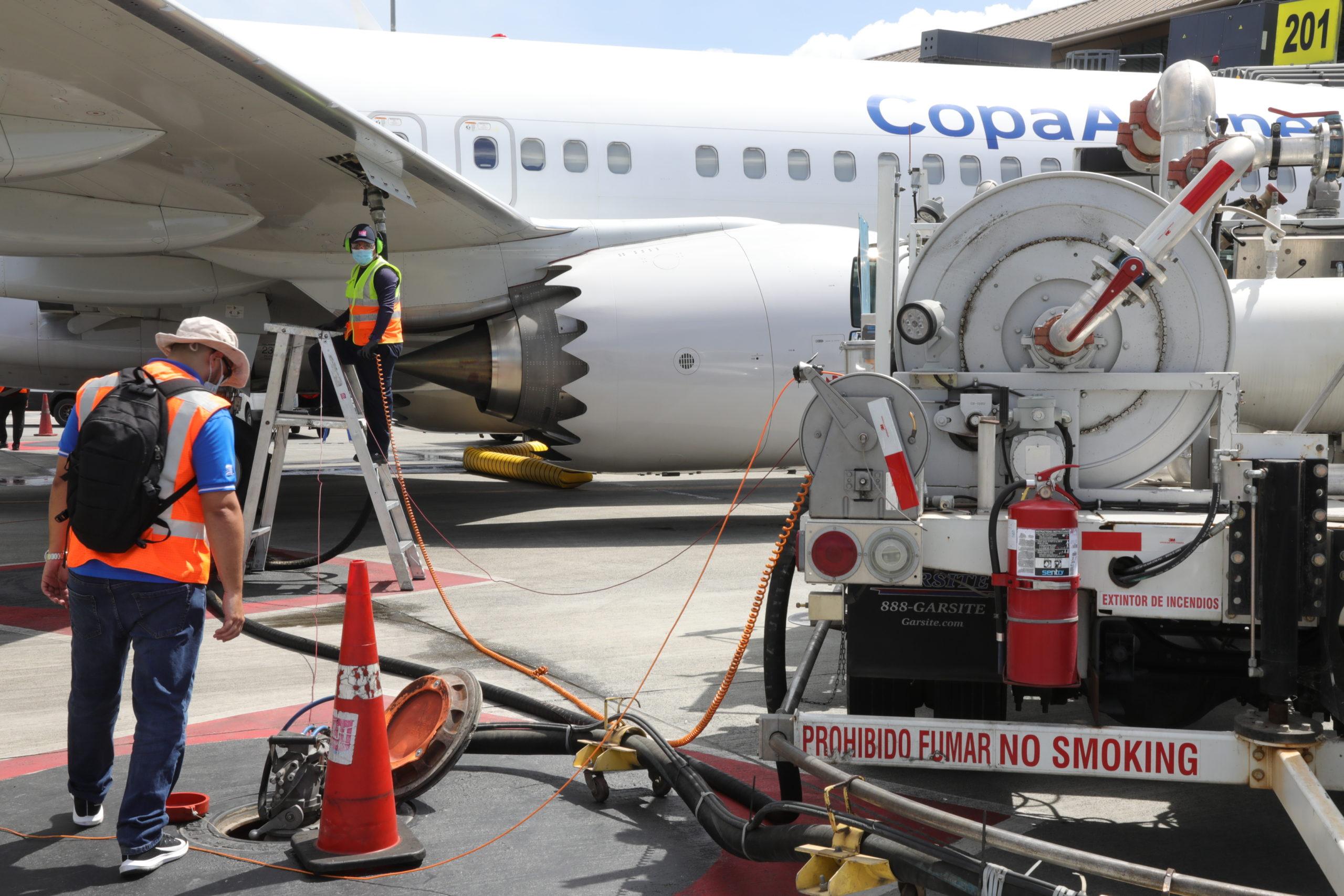 Aeropuerto Internacional Tocumen de Panamá pone en marcha sistema soterrado de conducción de combustible en la Terminal 2