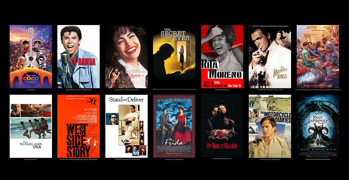 Películas celebran el Mes de la Herencia Hispana