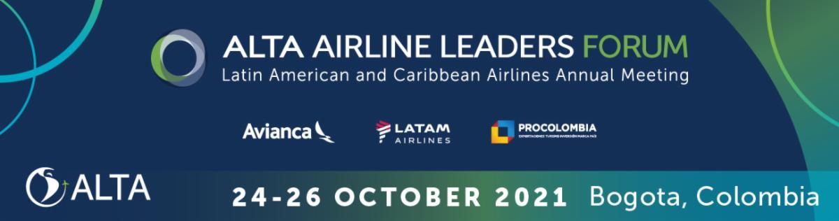 Colombia recibe a los líderes de la aviación latinoamericana y del Caribe