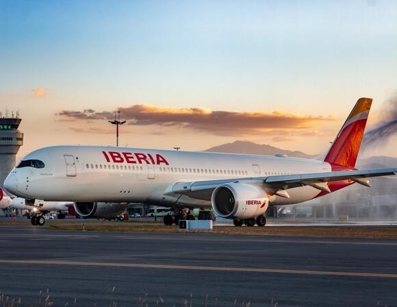 Iberia recupera en Colombia sus niveles de capacidad pre COVID